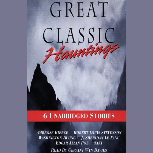 Great Classic Hauntings  Audiolibri