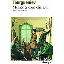 Mémoires d'un chasseur by Ivan Tourguéniev (1981-02-12)