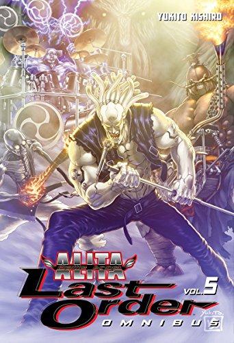 Battle Angel Alita: Last Order Omnibus 5 (Battle Angel Alita Omnibus)