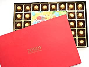 ZOROY Chocolate Happy Birthday Extravaganza