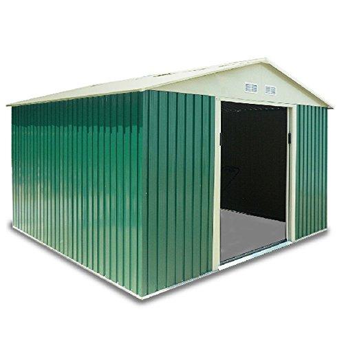 Box-Casetta-giardino-esterno-lamiera-zincata-rispostiglio-261x181xh198-CLASSIC-L