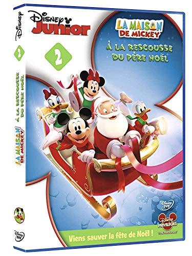 La maison de Mickey : à la rescousse du Père Noël