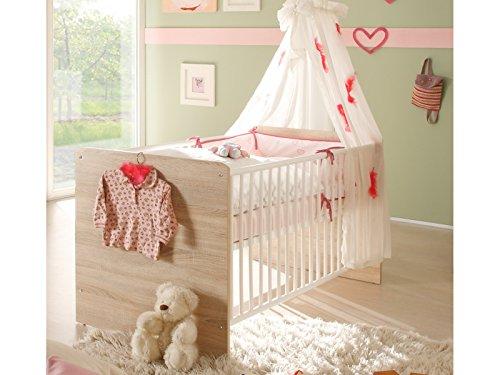 Babybett Kinderbett Babybettchen Gitterbett Juniorbett Babyzimmer