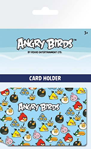 GB Eye LTD, Angry Birds, Pattern, Porte Carte