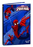 Quo Vadis Spiderman Cahier de Textes 15 x 21 cm