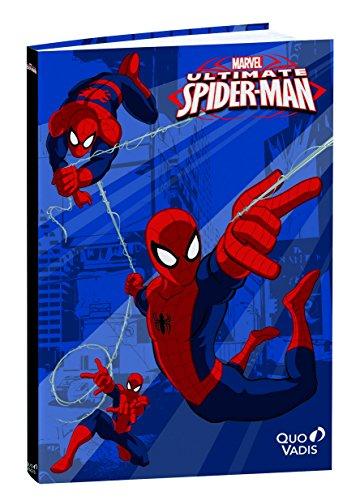 Quo Vadis Spiderman Notebook 15x 21cm
