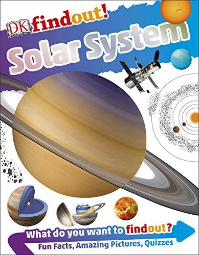 DK Find Out! Solar System por Vv.Aa