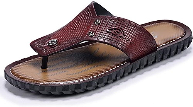 Sandalias De Verano De Los Hombres,Chanclas Zapatillas De Dedo