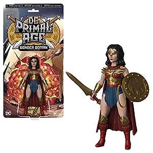 Funko- DC Comics Figura Wonder Woman Primal Age, (32695)