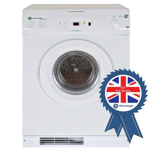 White Knight ECO86AW Tumble Dryer