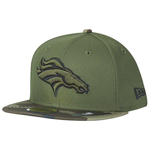 New Era 59Fifty Cap - Denver Broncos Wood camo - 7 3/4