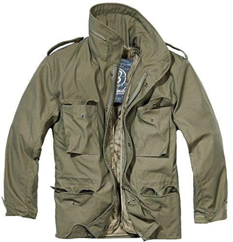 Brandit Giacca da uomo M65Field Jacket oliva XXXXL