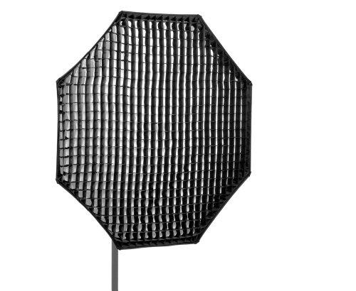 Jinbei EM 90 Grid Octagonal Softbox 90cm für Jinbei und Bowens Walimex