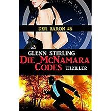 Die McNamara-Codes (Der Baron #6)