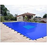 Provence Outillage 2504 - Telone rettangolare per piscine, 6 x 10 m