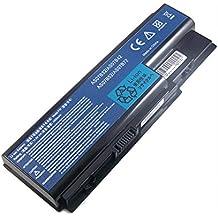 14,8 V 4800 mAh Batería para portátil Acer Aspire 5310 5520 5710 5720 5920 5942 7220 7520 7540 7720, compatible AS07B42 AS07B52 AS07B72 AS07B32 LC.BTP00.007.BT.00803.024 BT.00804.020