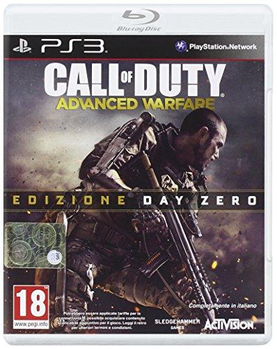 Call of duty: advanced warfare - edizione day zero - playstation 3