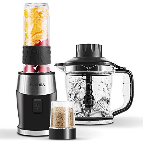 Batidora-3-en-1-Multi-funcin-Mini-batidora-con-botella-de-deportes-libre-de-BPA-Para-Carne-hielo-frutas-verduras-y-granos-de-caf-Blender-Juicersmoothiemaker-picadora-molinillo-de-caf-de-fochea