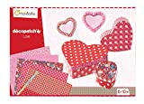 Avenue Mandarine Creative Box - Decopatch Love Kit