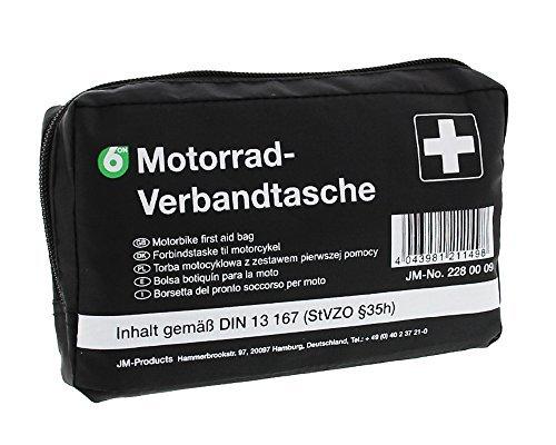 JMP Motorrad-Verbandtasche DIN 13167
