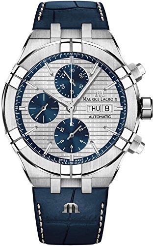 MAURICE LACROIX Schweizer Automatikchronograph Aikon AI6038-SS001-131-1
