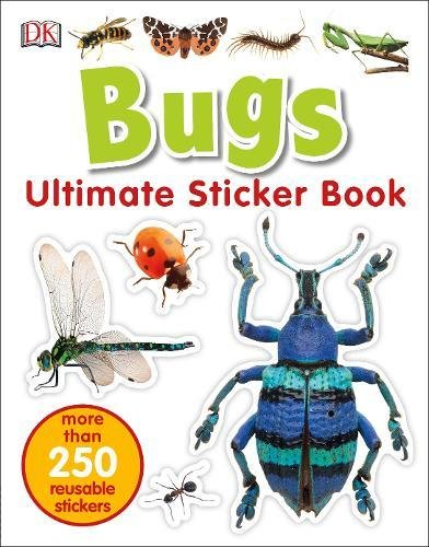 Bugs Ultimate Sticker Book por Vv.Aa