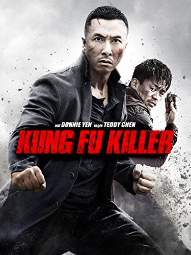Kung Fu Killer Cover