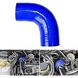 XuBa - Tubo de Silicona de Alta Resistencia para Manguera de intercooler diésel para Ford Focus