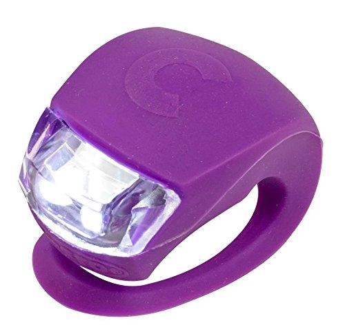 micro LED Leuchte für Scooter und Kickboards lila