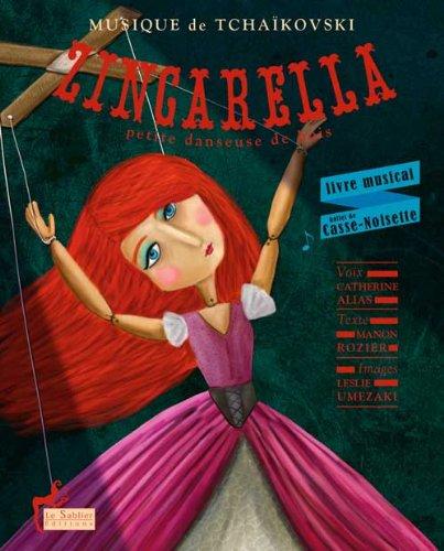 Zingarella petite danseuse de bois