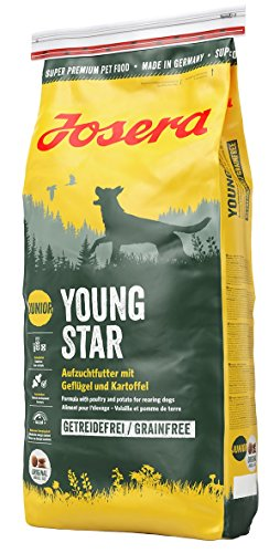 Josera Young Star, 1er Pack (1 x 4 kg)