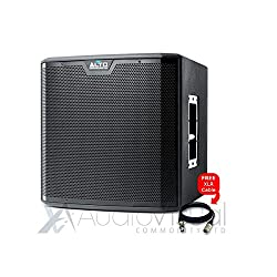 "Alto Ts212s 12"" Powered Subwoofer & Free Xlr Cable"
