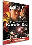 Instabuy Poster Karate Kid - per Vincere Domani Vintage Locandina - Formato (42x30 cm)