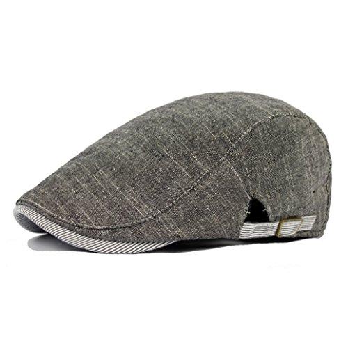 gemini-mall-casquette-souple-homme-gris-taille-unique