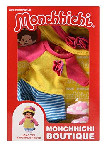 onchhichi Boutique A4 Sommer - Outfit mit Hut (Kleine Mädchen-mode-boutique)