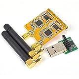 Bluelover APC220 kit d'adaptateur USB de module de communication de données sans fil pour Arduino