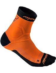 Dynafit Alpine Short SK, calcetines para hombre, Hombre, Alpine Short Sk, Arancione (Fluo Orange/0980)