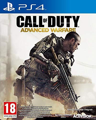 Call of duty : advanced warfare - édition standard - playstation 4 - [edizione: francia]