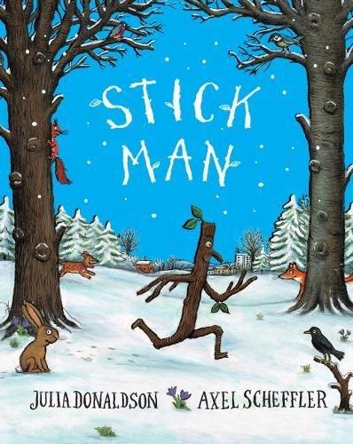 Stick Man Tenth Anniversary Edition