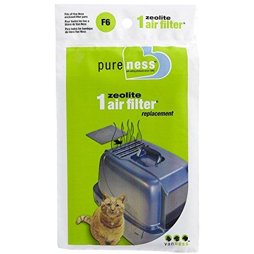 Kennelpak Limited Van Ness Ersatzfilter (Einheitsgröße) (Grau)