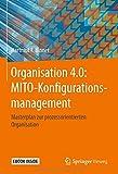 Organisation 4.0: MITO-Konfigurationsmanagement: Masterplan zur prozessorientierten Organisation