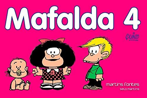 Mafalda Nova 4 (Em Portuguese do Brasil)