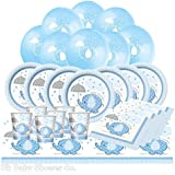 Baby Shower Essential Party Pack from Blue Umbrellephant Range (16 Guest)