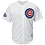 Official Majestic Chicago Cubs Commemorative 2016 World Series Champions Kris Bryant Mens Jersey