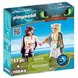 Playmobil - How to Train Your Dragon: Astrid and Hiccup (DreamWorks)