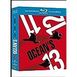 Coffret trilogie océan's : océan's eleven ; océan's 12 ; océan's 13