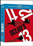 Trilogie Ocean's 11 + 12 + 13 - Coffret Blu-Ray