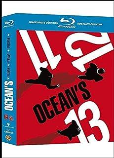 Trilogie Ocean's 11 + 12 + 13 - Coffret Blu-Ray (B002HESR3E) | Amazon Products