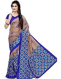 Samskruti Sarees Art Silk Saree (Spas-3081_Multicolor)