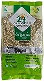 24 Mantra Organic Green Split Moong Dal, 500g